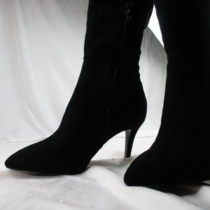 Charles David Women's Size 9 M Black Boots   #0449